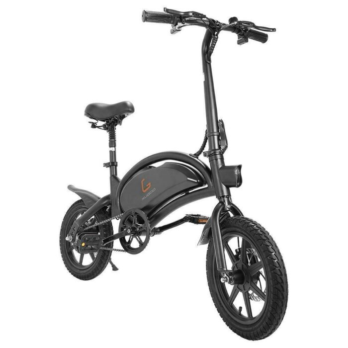 a photo of the front of the KUGOO KIRIN B2 Cycle